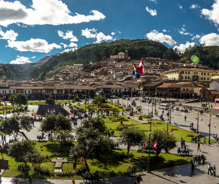 plaza cusco