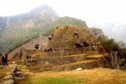 Ruina Machu Picchu