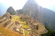 Machu Picchu Ruina
