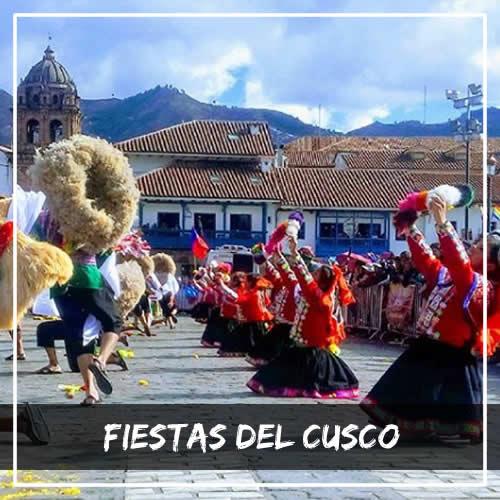 fiestas del cusco 2019