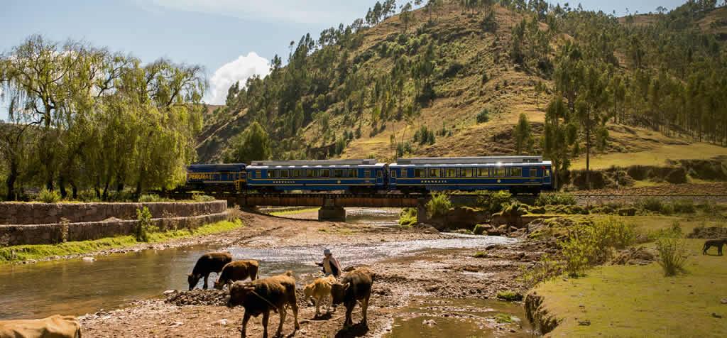 trenes a machupicchu