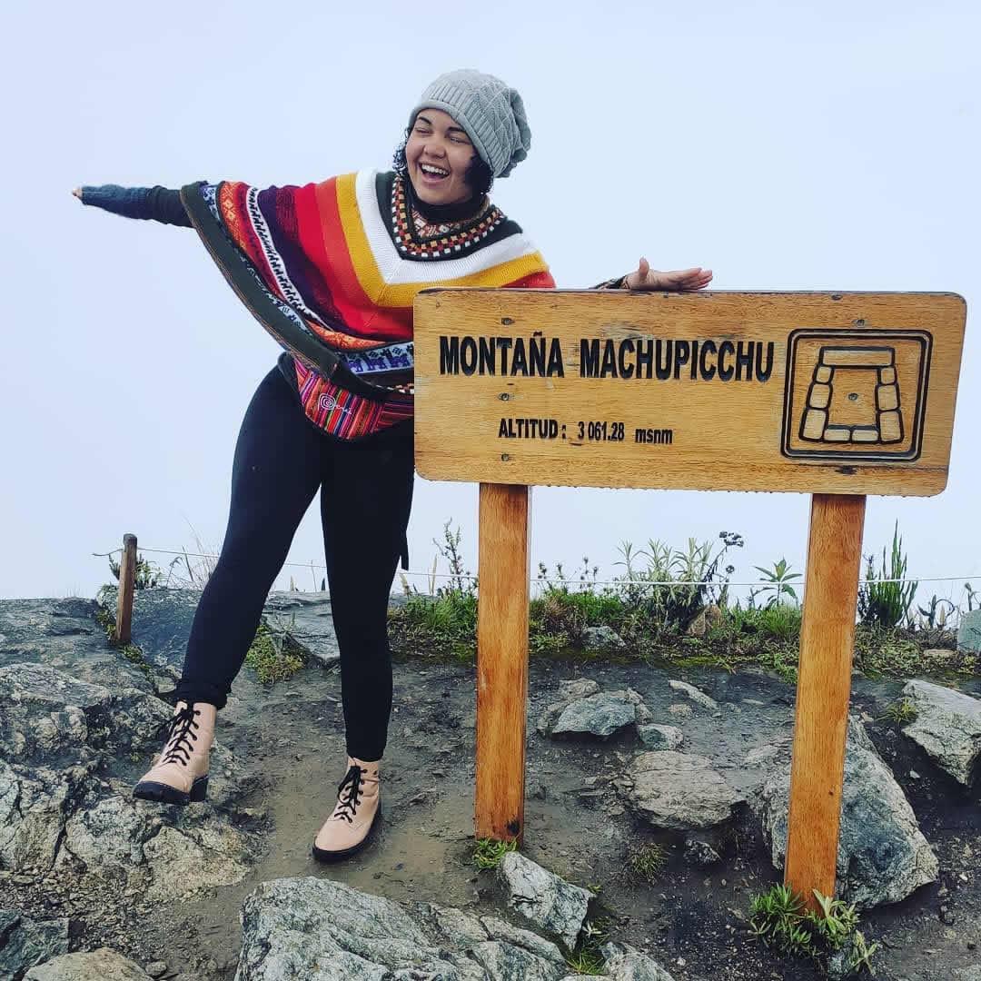 montaña machupicchu cusco