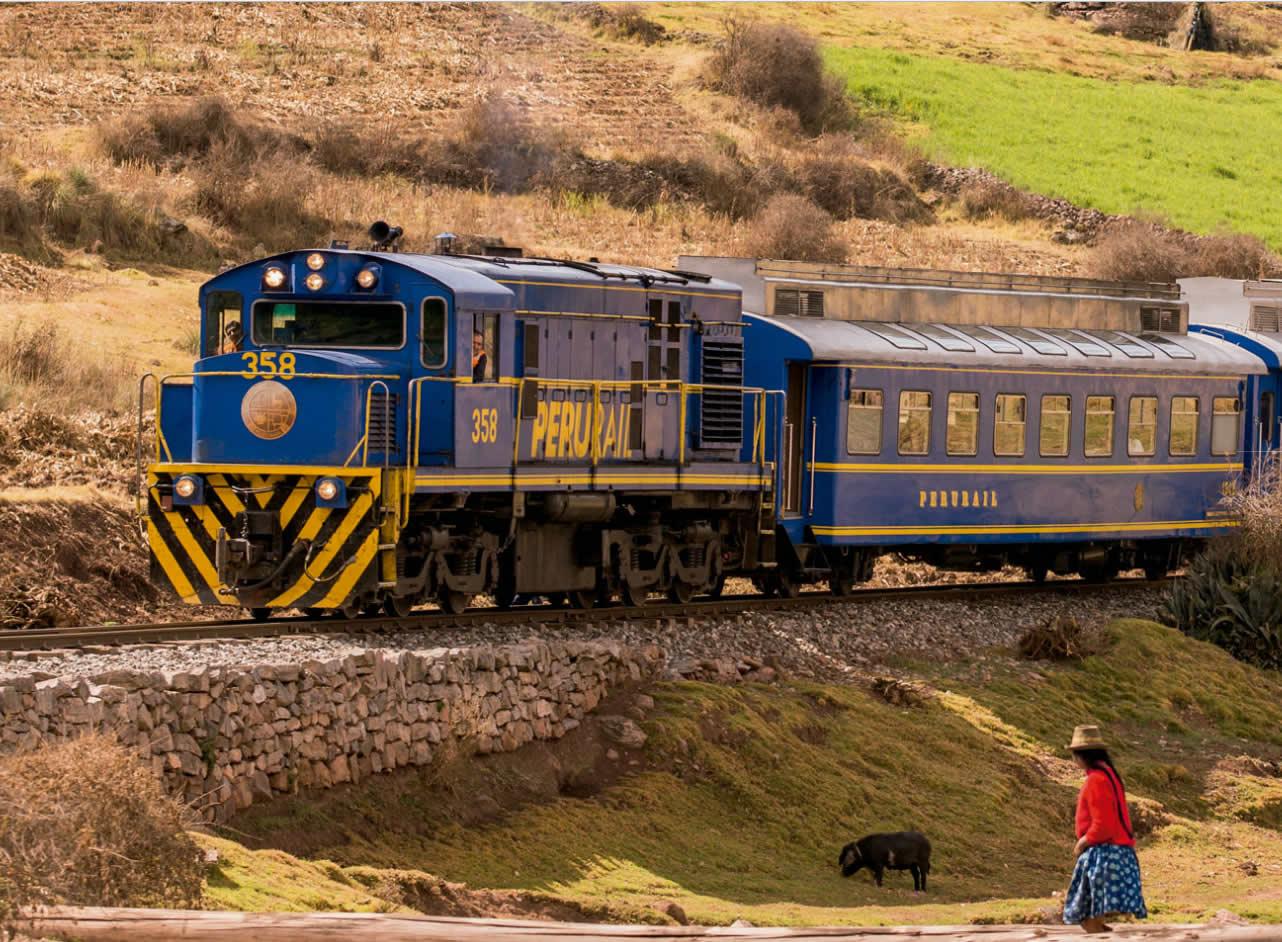 tren expedition peru rail
