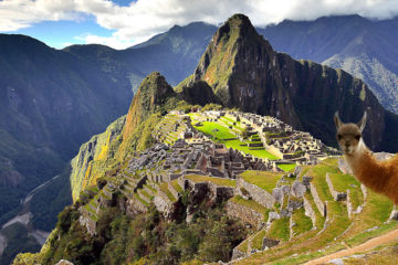 Machu Picchu et Wayna Picchu