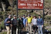 book inca trail