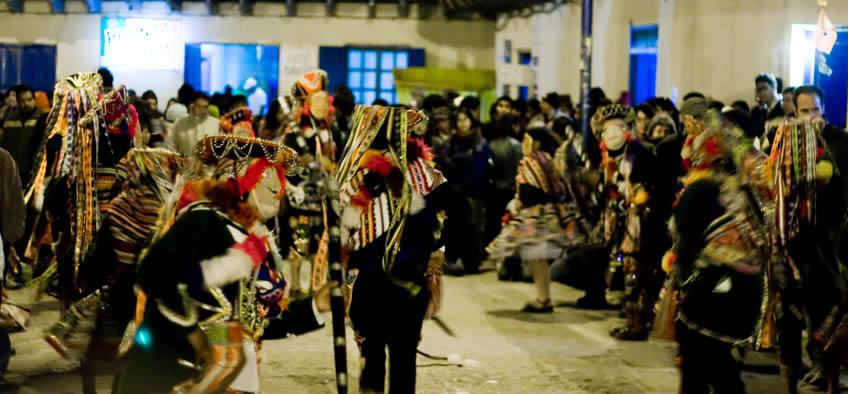Cusco Paucartambo