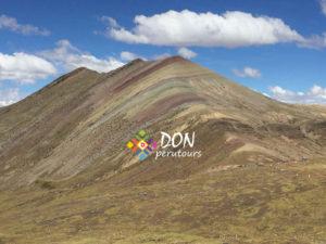 Mountain Rainbow Palcoyo