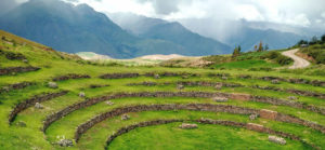 terraces of Moray