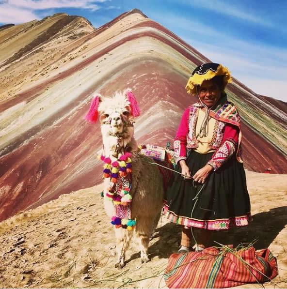 rainbow mountain cusco