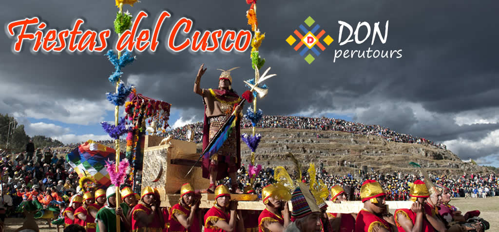 Calendar of feast and festivals of Cusco 2019