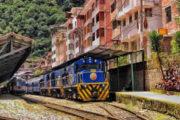 machu picchu by train
