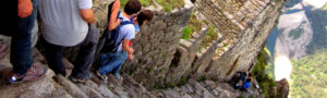 mountain huayna picchu