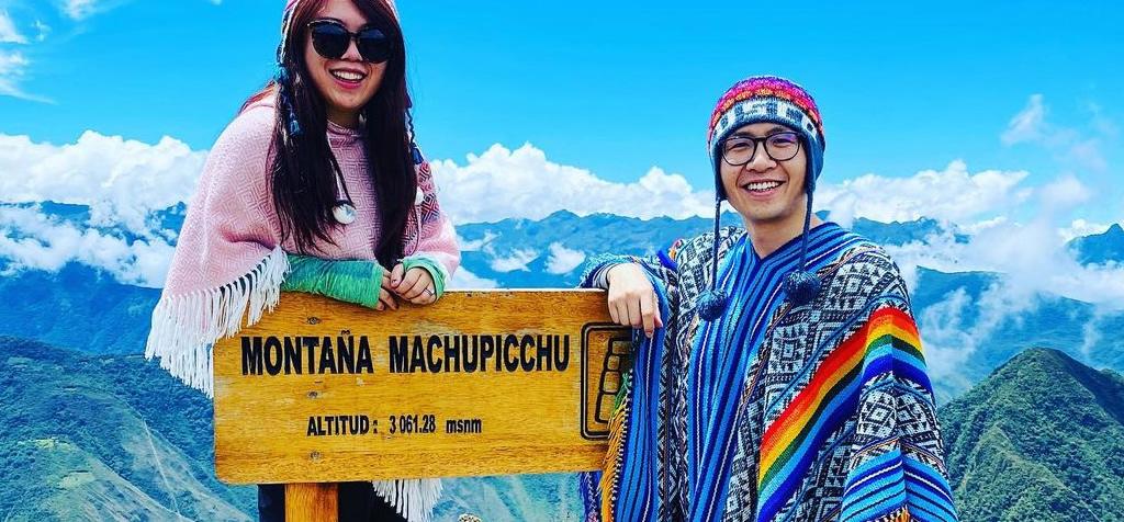 mountain machu picchu cusco